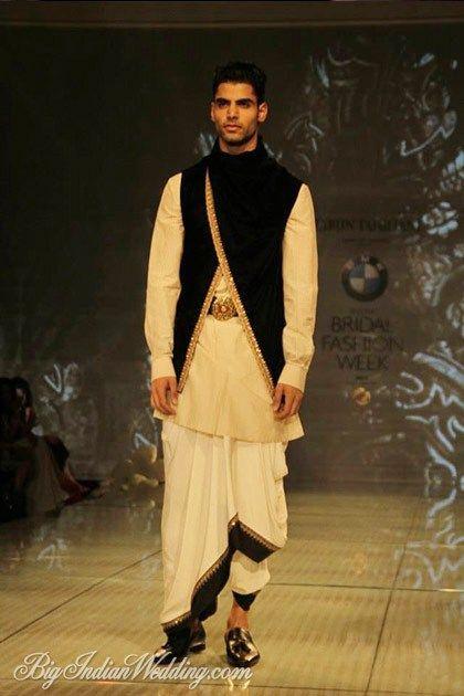 Tarun Tahiliani designer ethnic wear for men
