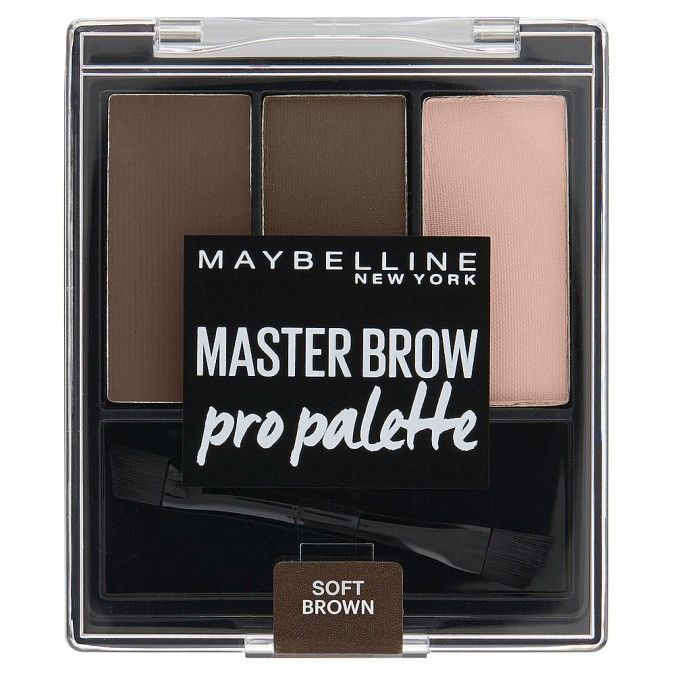Perfect any brow look with the all-in-one brow kit that sculpts, fills and highlights to tame even the wildest of brows. Contains apigment powder, highlighting powder, and setting wax to easily create the ultimate polished brow look.