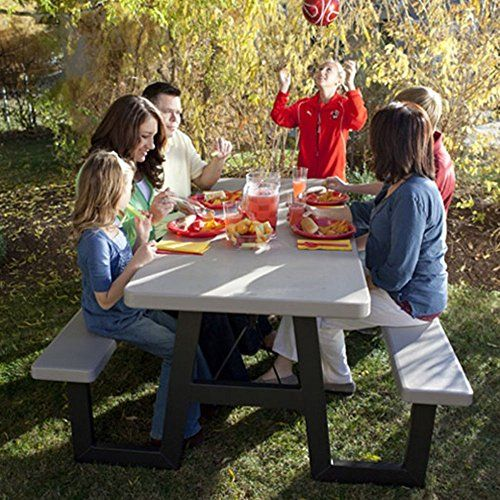 17 Best Ideas About Folding Picnic Table On Pinterest
