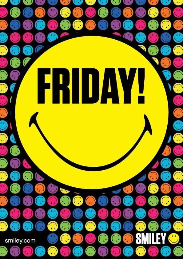 Hey! Welcome to smiley weekend...happy friday! Free download of all smiley happy photos at www.smiley.com