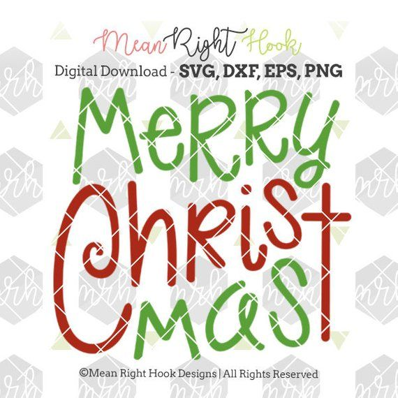 merry christmas svg holiday svg christ svg christmas - 570×570