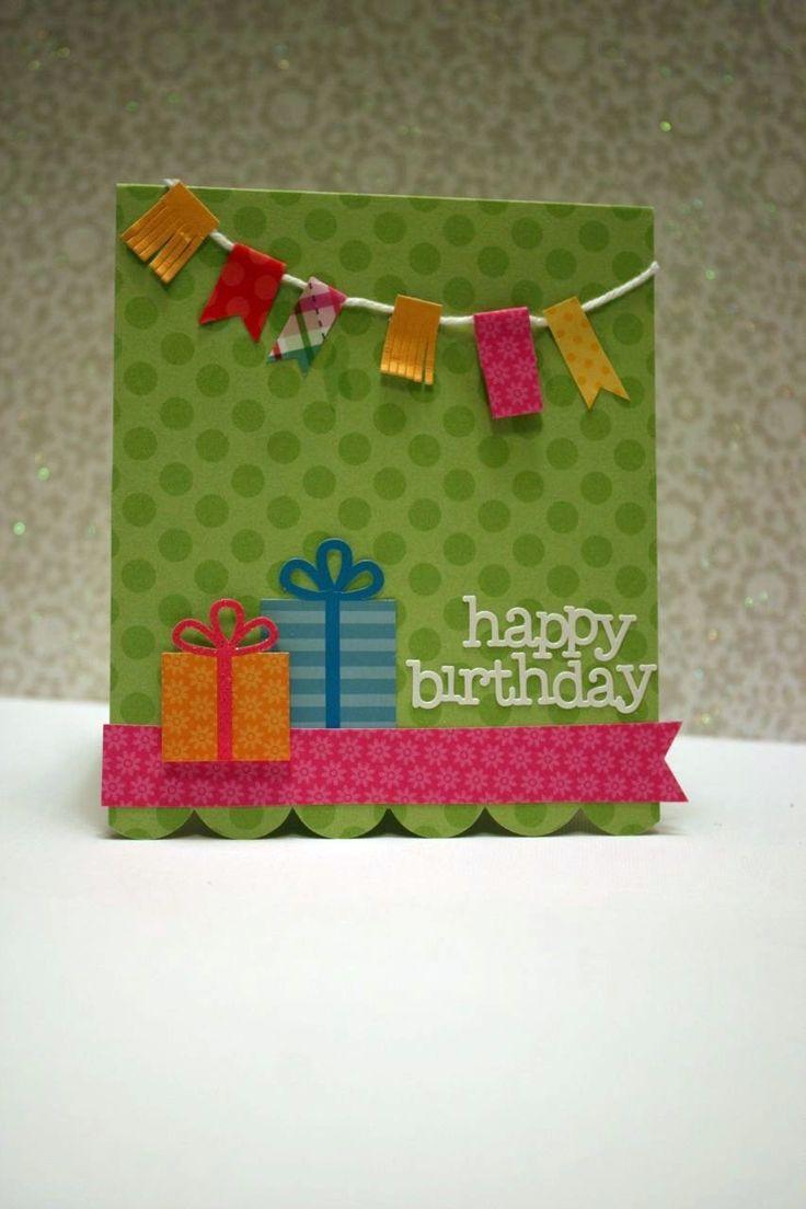 Scrapbook Ideas Happy Birthday – Birthday Card Scrapbook Ideas