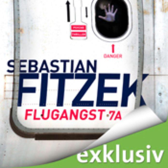 Ich habe mit dem Hören von Flugangst 7A von Sebastian Fitzek gesprochen von Simon Jäger begonnen. | hexenweib64