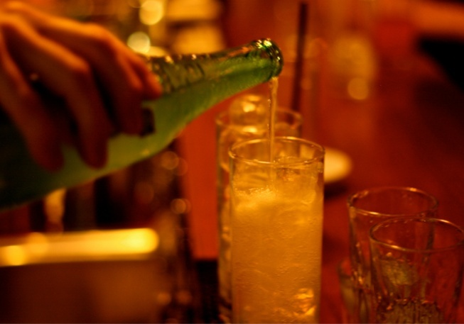 Drink Like a Mexican at Little Blood