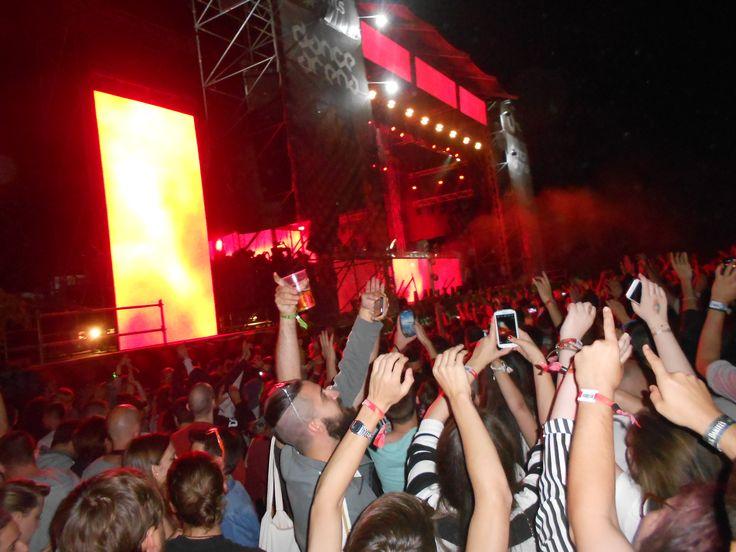 Exit festival, Novi Sad, Serbia