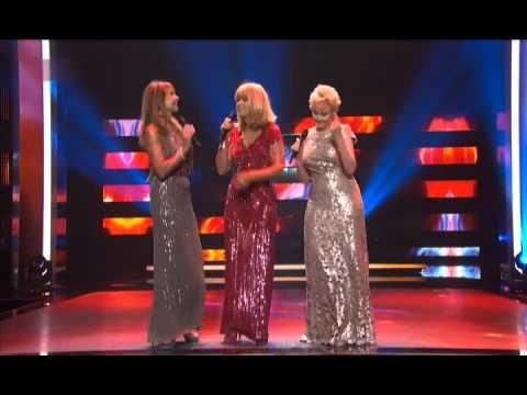 Peggy March, Ireen Sheer & Lena Valaitis - Medley Hits der 60er-Jahre 2013