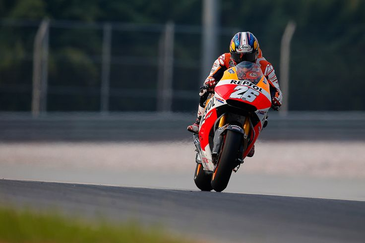 MotoGP 2014: Pedrosa moves ahead as track conditions improve