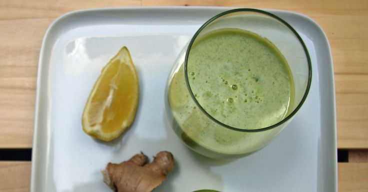 A Simple Juice Recipe That Promises to Energize and Detoxify