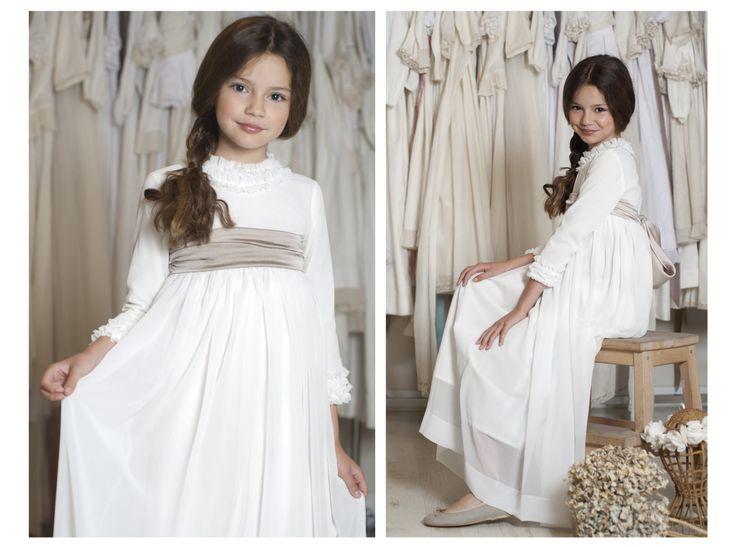 First Communion Dress www.piccolielfi.it