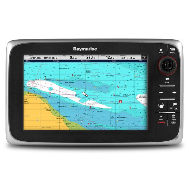 Raymarine c95 Multifunction Display - Lighthouse Navigation Charts - NOAA Vector [E70011-LNC]