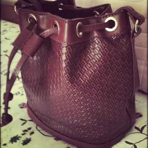 Stadivarius bag for the summer
