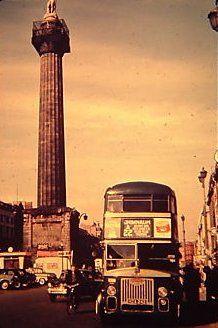 Nelson's Pillar c 1960 | MajorCalloway | Flickr