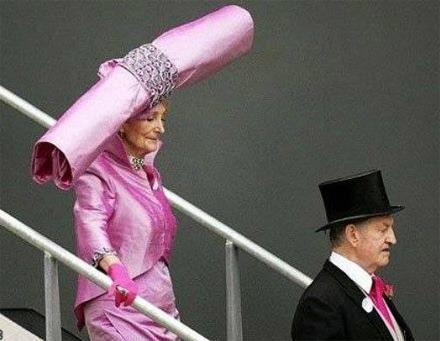 Royal Ascot fashions