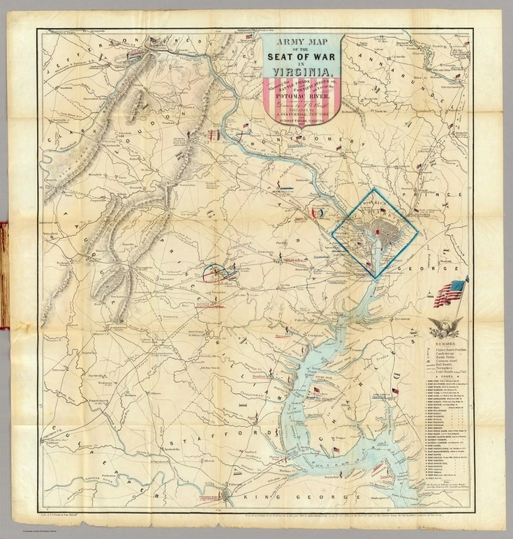 Much of the Civil War happened on Fairfax County land Check out