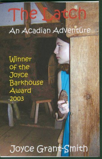 FICTION:When Ami picks up a rusty old latch, she is taken back in time to the early days of the Acadians. Gr.4-7