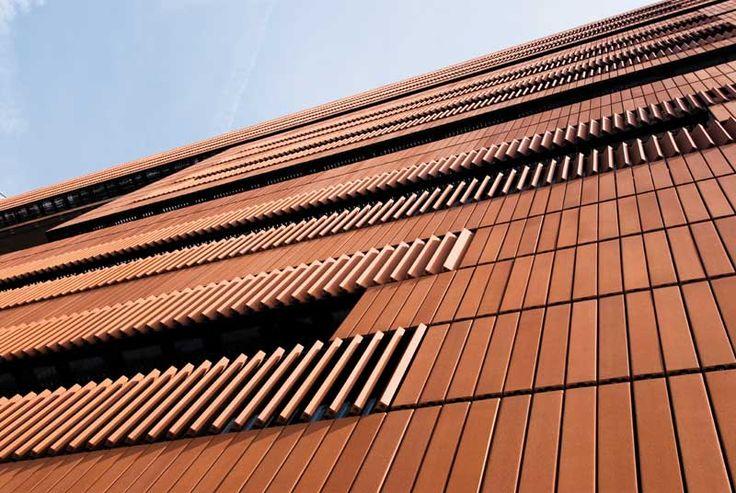New Campari Headquarters . Offices & Residential | Focchi ----   Mario Botta e Giancarlo Marzorati