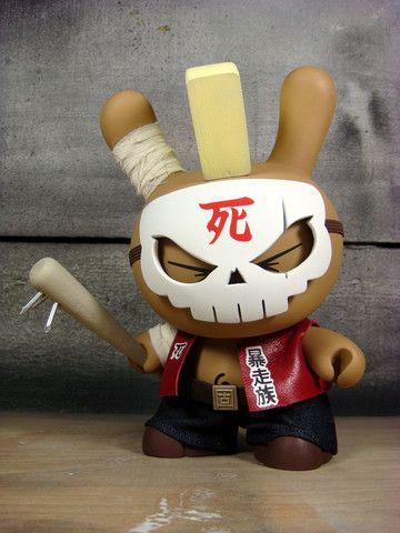 Japanese thug.