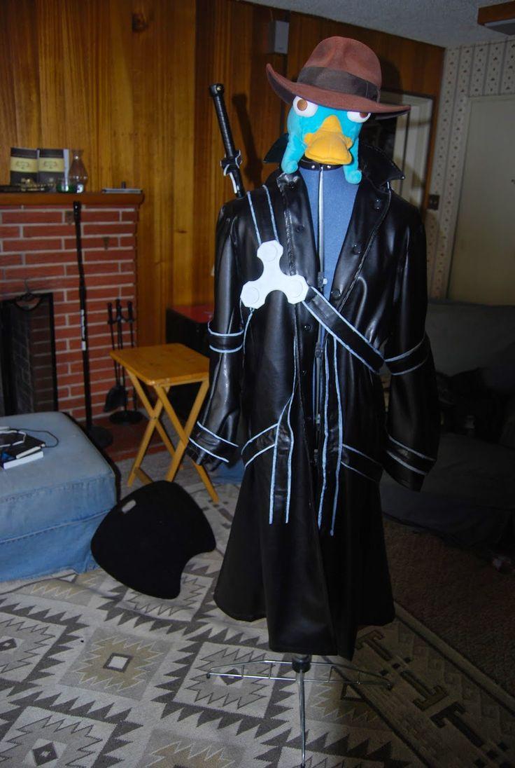 How to make kirito cosplay