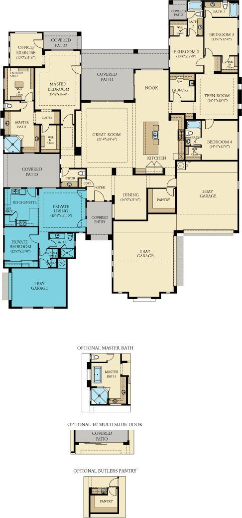 1000 images about second generation floor plans on for 6 bedroom 6 bathroom house plans