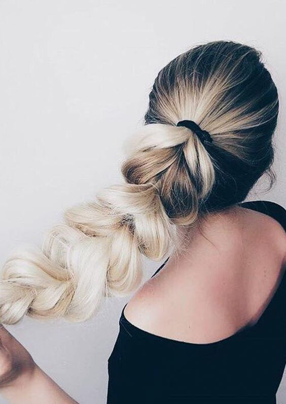 //pinterest @esib123 // #hair | Braided hairstyles easy, Braided hairstyles tutorials, Beautiful ...