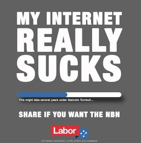 NBN - LNP Government - Australia