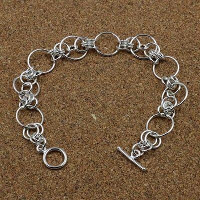 Sterling Silver Bracelet - Celeste