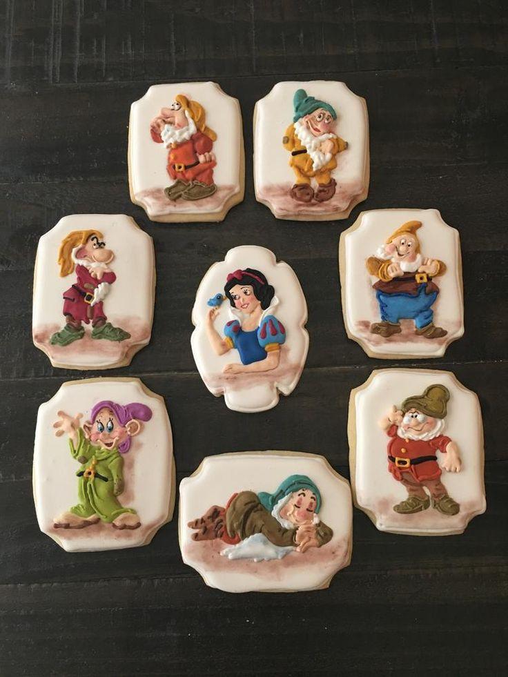 Snow White and 7 Dwarfs                                                       …