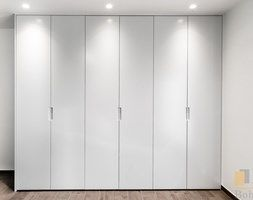 Garderoba biała - zdjęcie od BOBSTYL