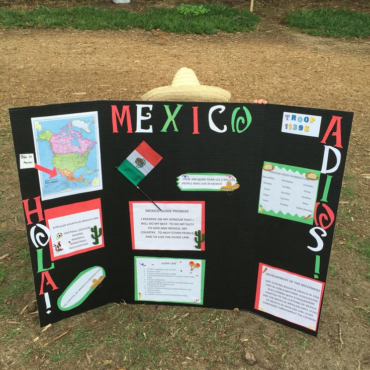Mexico World Thinking Day