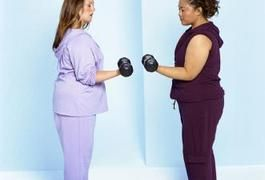 Exercises for Plus Size