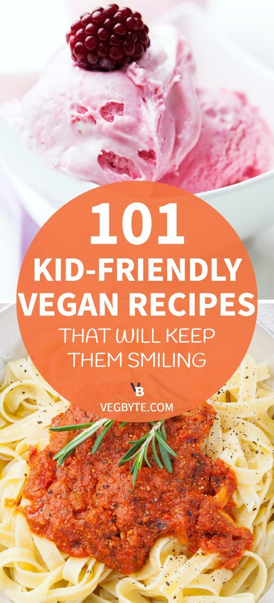 Looking For Fun And Kid Friendly Vegan Meals You Can Make
