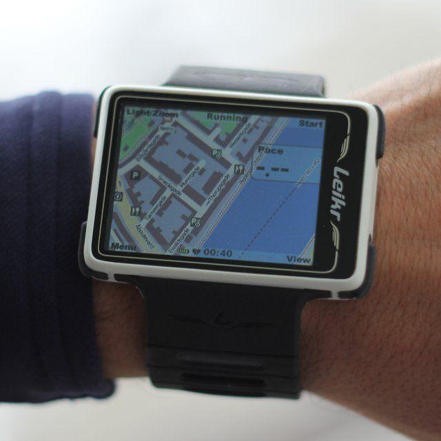 Leikr GPS Sports Watch #GPS, #Map, #Useful, #Watch