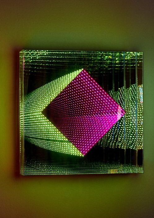 """by Hans Kotter. """"German artist Hans Kotter works at the intersection of photography, design, and technology, creating sculptures and installations that give physical form to light"""""""