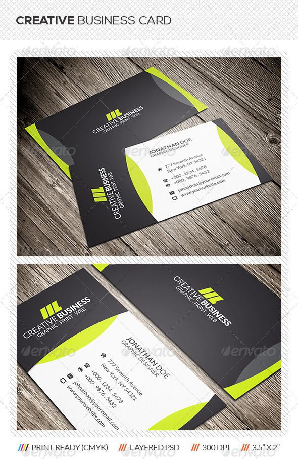 37 best business cards images on pinterest business card design creative corporate business card reheart Choice Image
