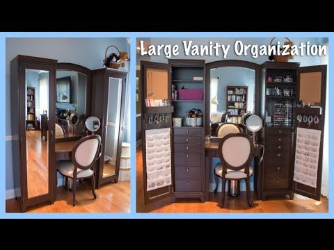 Large Vanity Organization: Summer 2014 Update - Pretty Neat Living