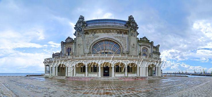 fotografii panoramice, cazino, panoramic photography casino constanta romania,