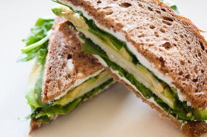 Obří zelený sendvič - DIETA.CZ