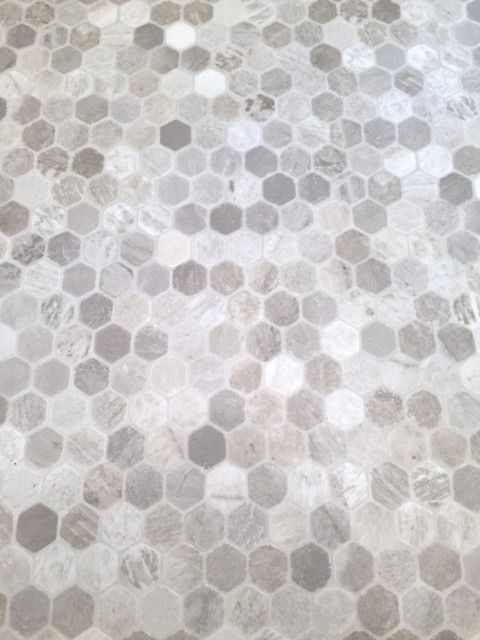 Getting A Hex Tile Look With Vinyl Laundry Rooms Hex