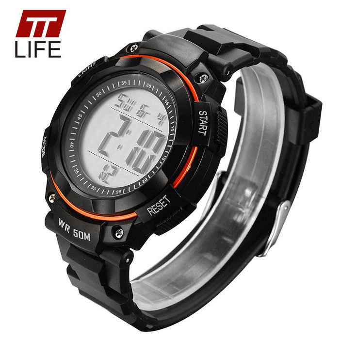 TTLIFE Children Watches 50M Waterproof Casual Digital LED Sport Back Light Wrist Watch Alarm Fashion Quality Gifts for Kids 2016 #women, #men, #hats, #watches, #belts