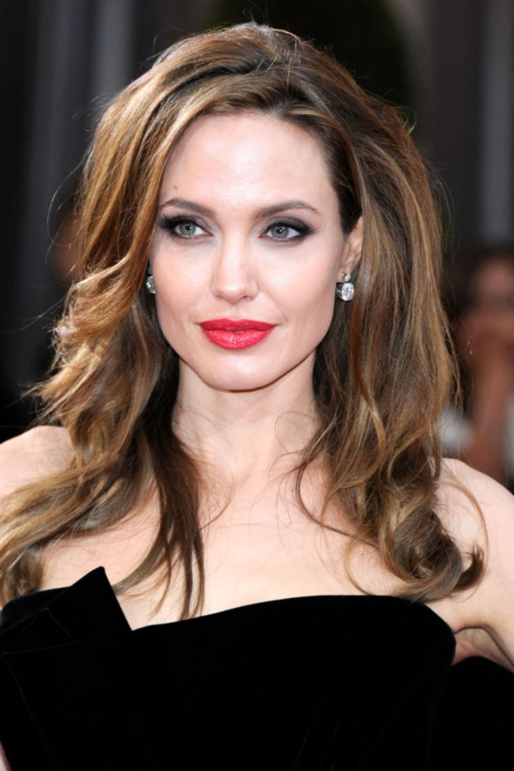 Pucker Up! How To Do A Red Lip Like Angelina Jolie