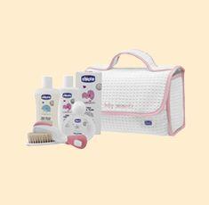 Fantastico kit da regalare (o da regalarsi) con tutto quello che serve per l'igiene per bebè!  Prima Infanzia | Paniate - Igiene Bimbo