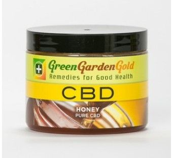 Wizards CBD is offering Green Garden Gold CBD Pure Wildflower Honey 500mg at only $29.99.