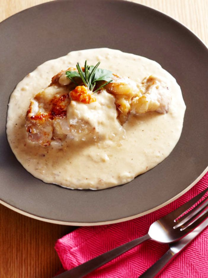 【ELLE a table】鶏肉の塩麹漬け とろりホワイトソースレシピ|エル・オンライン