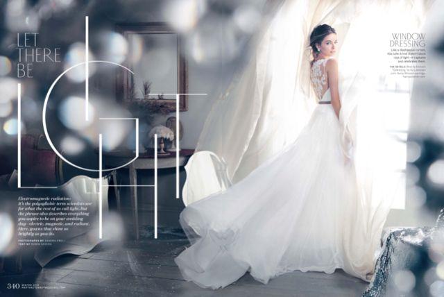 martha+stewart+weddings | Radiant wedding dresses from Martha Stewart Weddings | see more on ...