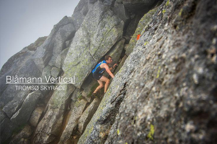 Blåmann Vertical - Tromsø SkyRace 2015