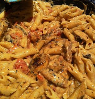 There's this recipe that I found for Cajun Chicken Alfredo (from Guy Fieri) that I absolutely love and make a lot in my house. I am now...