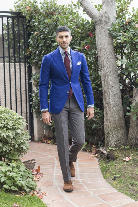 51 best Sports Jackets - Royal Blue images on Pinterest