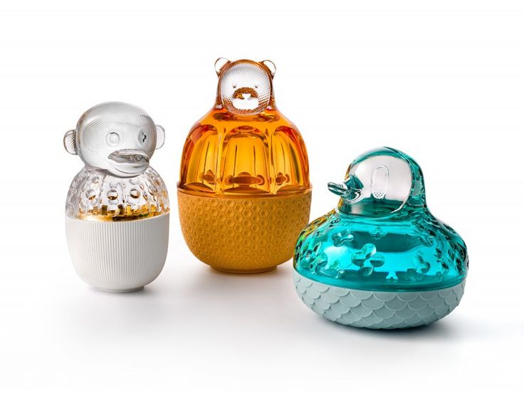 The Zoo Collection by Jaime Hayon for Baccarat * Deco Findings * The Inner Interiorista
