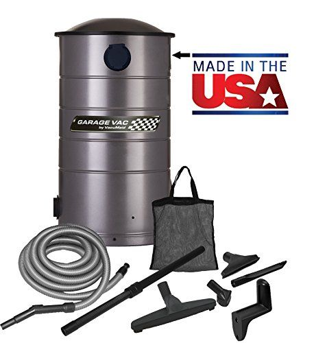 VacuMaid GV30 Wall Mounted Garage Vacuum with 30 ft Hose and Tools - http://www.caraccessoriesonlinemarket.com/vacumaid-gv30-wall-mounted-garage-vacuum-with-30-ft-hose-and-tools/  #Garage, #GV30, #Hose, #Mounted, #Tools, #VacuMaid, #Vacuum, #Wall #Garage-Shop, #Tools-Equipment
