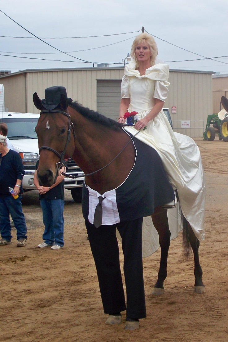 how to tack up a horse and ride
